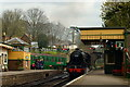 SU5832 : Alresford Station, Hampshire by Peter Trimming