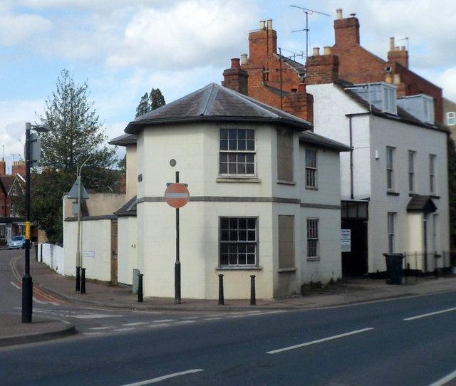 Grade II listed former tollhouse, Kingsholm Road, Gloucester