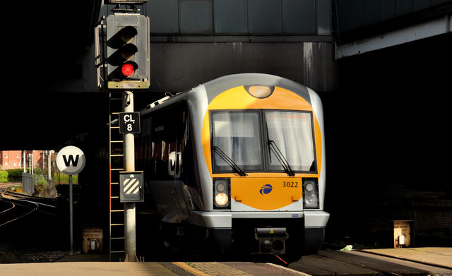 Arrival, Central station, Belfast (1)