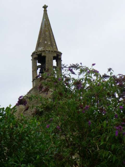 Bell turret, All Saints' Church