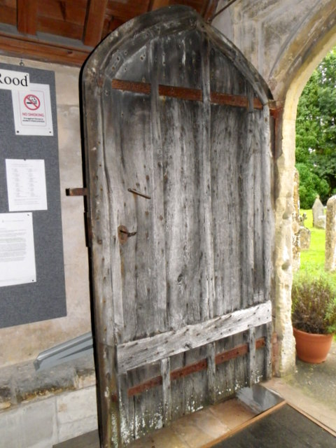 Door, The Church of the Holy Rood
