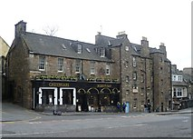 NT2573 : Greyfriars Bobby's Bar and Candlemakers Hall by kim traynor