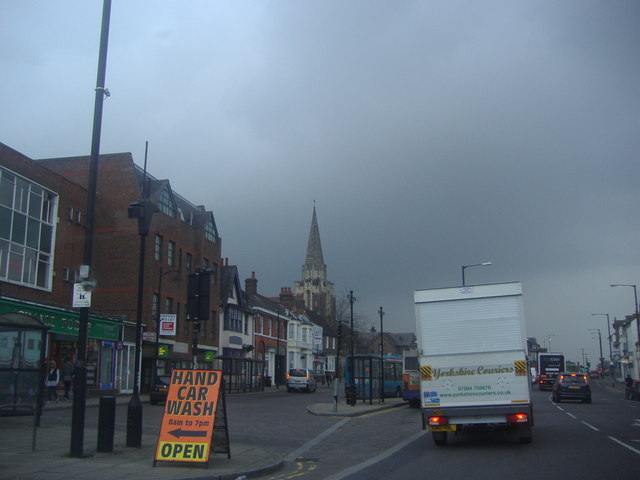 High Street South, Dunstable