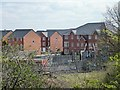 SE3026 : Miller Homes housing at Scampston Drive by Christine Johnstone