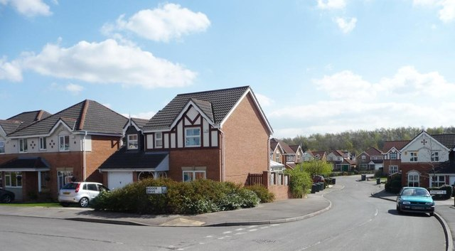 Forest Ridge and Bidder Drive, Ardsley Common