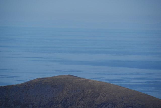 Ireland as seen from Snowdon