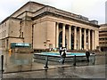 SK3587 : Sheffield City Hall by Paul Gillett