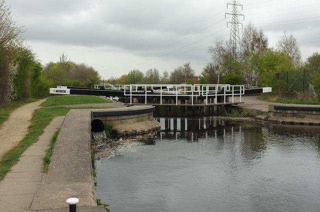 Tinsley Lock No. 1