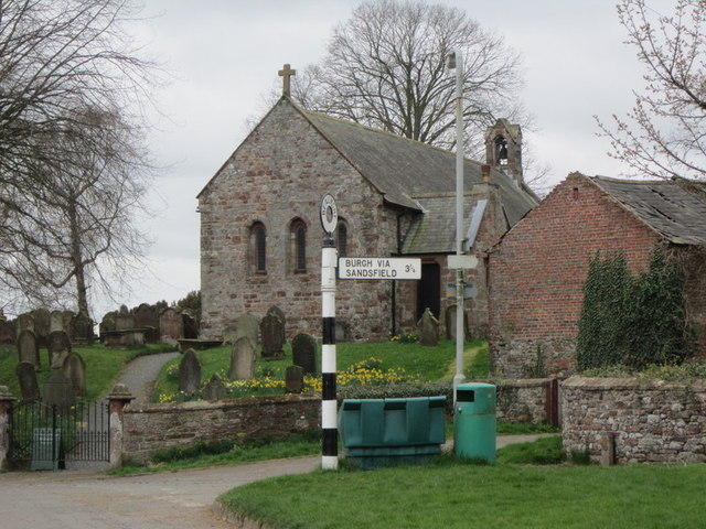 St Mary's Church, Beaumont