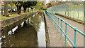 J5181 : River, Bangor by Albert Bridge