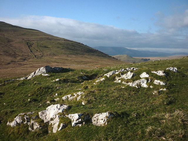 Close to the Dent Fault on Stone Rigg