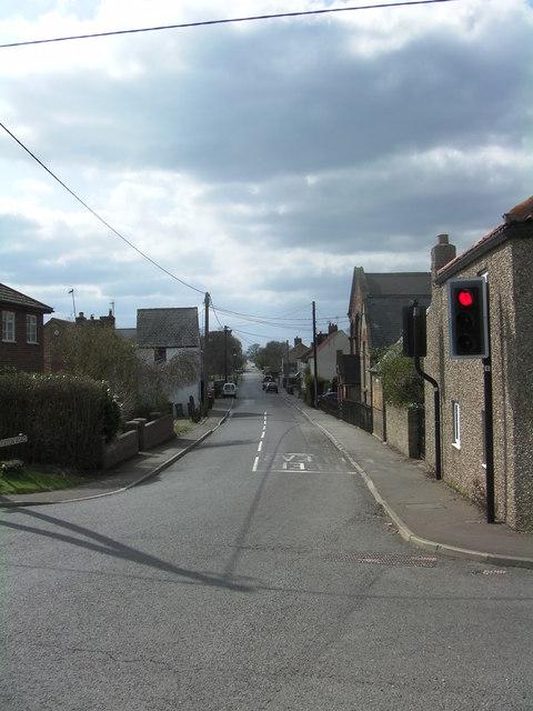 Station Road, Ten Mile Bank