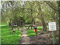 TL6298 : Picnic site and public convenience by Martin Pearman