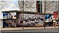 "J3575 : ""Titanic"" poster  Belfast by Albert Bridge"