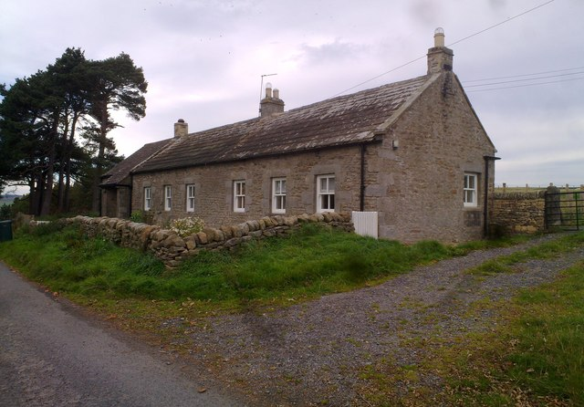 Cottages at Cronkley
