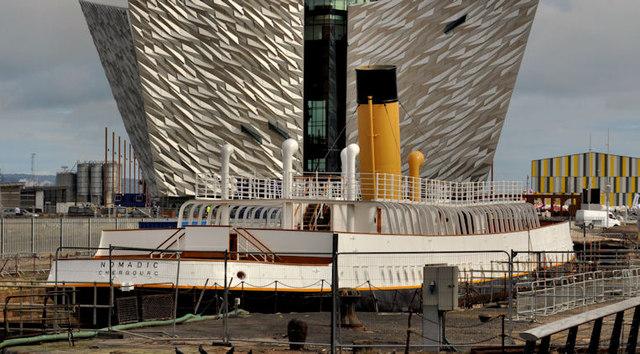 "The ""SS Nomadic"", Belfast (2)"