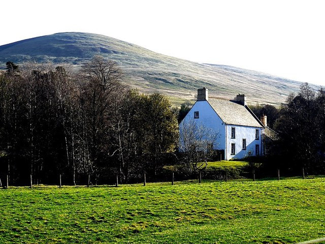 Langleeford Farmhouse