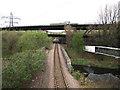SK3991 : Rail, Road, River by Stephen Craven