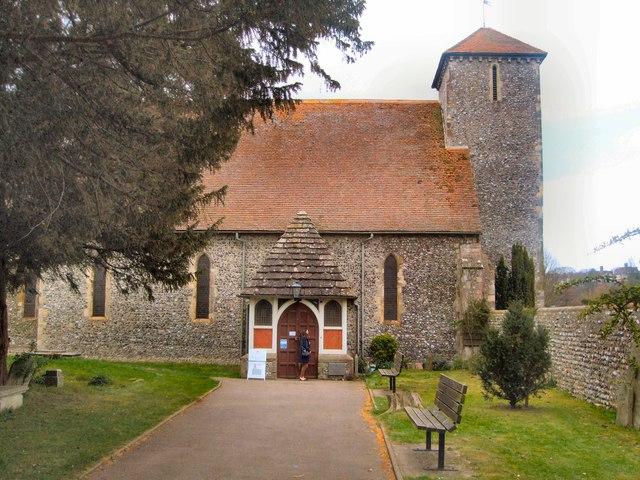 St Peters Church, Preston Park