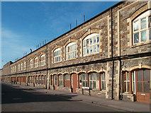 SU1484 : London Street, Swindon by Des Blenkinsopp