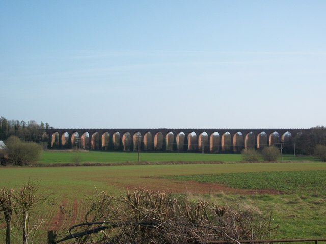 Ledbury Viaduct Herefordshire