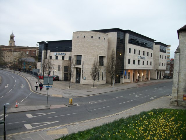 Travelodge and Wetherspoons York