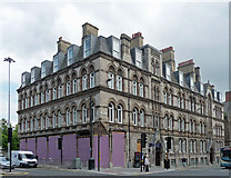 SJ3490 : Westminster Buildings, Crosshall Street, Liverpool by Stephen Richards