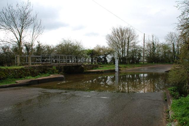 Ford on Watery Gate Lane, Earl Shilton