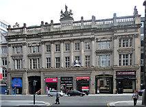 SJ3490 : Queen Insurance Buildings, Dale Street, Liverpool by Stephen Richards