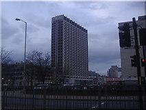 TQ3265 : The Nestle building, Park Lane, Croydon by David Howard