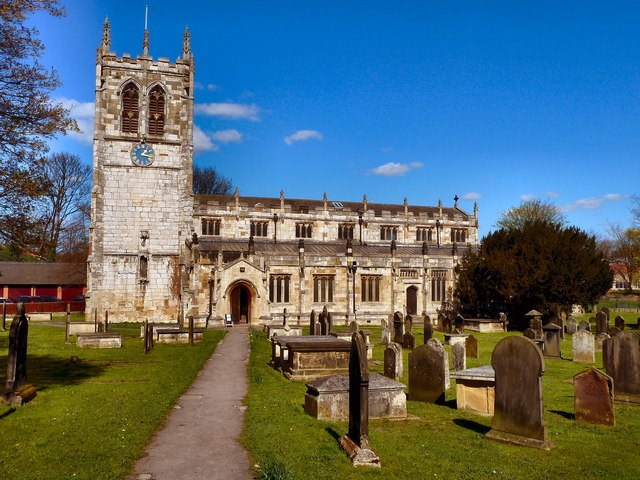 St Mary the Virgin, Tadcaster