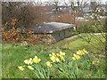 SK3686 : Norfolk Park: pavilion by Stephen Craven