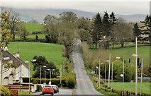 J2654 : The Dromara Road, Drumlough by Albert Bridge