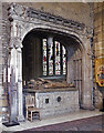 SK3587 : Tomb of the Earl of Shrewsbury by Anne Burgess