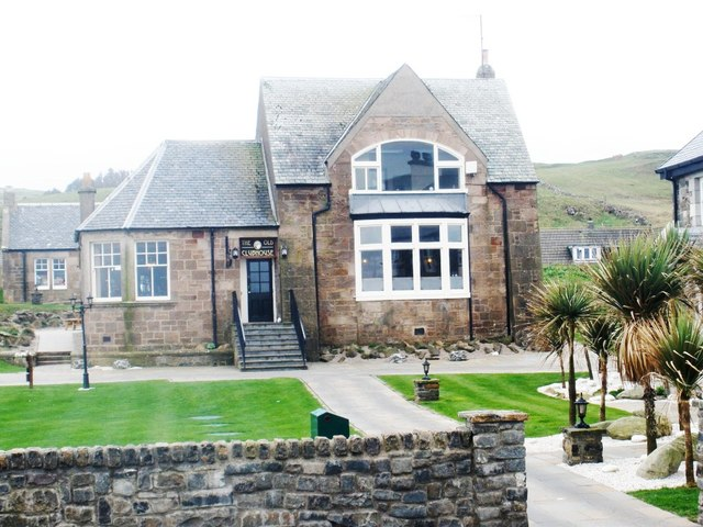 The Old Clubhouse, Machrihanish