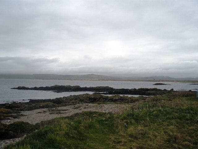 Big Scone/Scart Island, Machrihanish