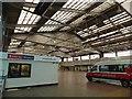 SX9289 : Inside the Matford Centre (livestock) by David Smith