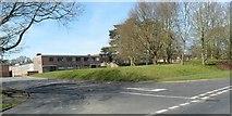 TM3864 : Entrance to Carlton Park Industrial Estate, Suffolk by nick macneill