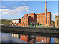SK3588 : River Don, Aizlewood's Mill by David Dixon