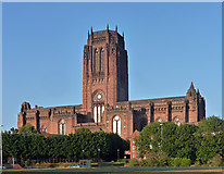 SJ3589 : Anglican Cathedral, Upper Duke Street, Liverpool by Stephen Richards