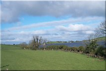 J2933 : Farm land on the south-eastern shore of Lough Island Reavy by Eric Jones
