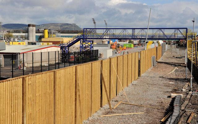 New train maintenance depot, Belfast (39)