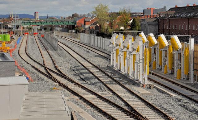 New train maintenance depot, Belfast (40)