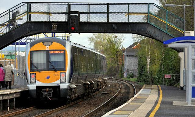 Train, Adelaide, Belfast (2)