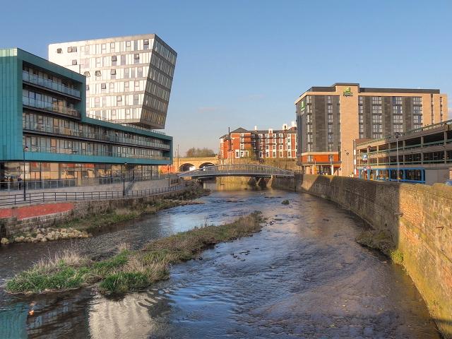 River Don, Sheffield