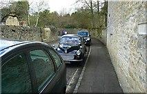 SP1106 : Church Road, Bibury, Gloucestershire by Brian Robert Marshall
