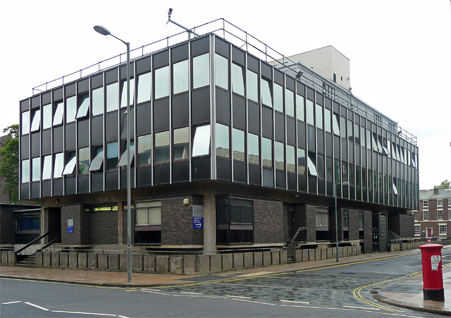 Bedford House Oxford Street Liverpool 169 Stephen Richards