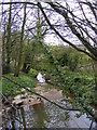 TM3861 : River Fromus at Benhall Bridge by Adrian Cable