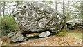NO0143 : The Rocking Stone by Mick Garratt