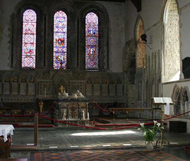 St Mary Magdalene, Cobham